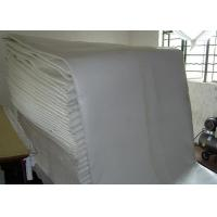 China Needle Punched Polyester Filter Fabric , Industrial Filter Fabrics Good Air Permeability wholesale