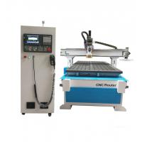China 3D Automatic Woodworking Machine 3 Axis CNC Router Wood Carving wholesale