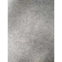 """China Hot Stampling Brown Suede Faux Leather Apparel Fabric 54"""" Artificial Leather wholesale"""