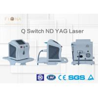 Buy cheap Pigmentation Removal Q Switched ND YAG Laser Tattoo Machine 1064nm Easy from wholesalers
