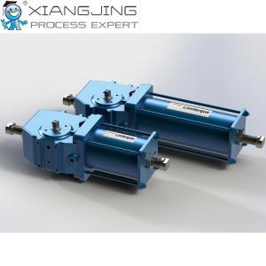 China Compact Scotch Yoke Pneumatic Actuator , LPC Limitorque Electric Actuator wholesale