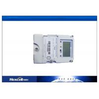 China DDZY1088-C Single Phase Energy Meter Local Tariff Controlled Smart Carrier wholesale