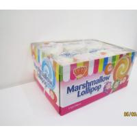 China Pink Blue White Marshmallow Candy , 11g Colored Marshmallow Lollies With Sweet Llavor wholesale