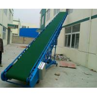 China Automatic Stainless Steel Slat PVC Belt Conveyor Material Transimission on sale
