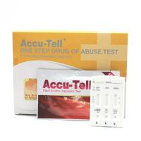 China Accu-Tell® Multi-line Drug Rapid Test Cassette (Urine) wholesale