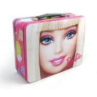 China trendy rectangular lunch tin box for cosmetic wholesale