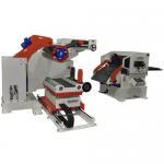 China Round Sheet Metal Stamping Servo Feeder / Automatic Stud Welding Machine wholesale