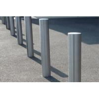 China Collision Resistant Stainless Steel Bollards With Good Reflective Performance wholesale