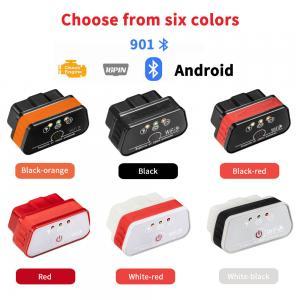 China CE Elm327 Android Car Scanner Bluetooth Autel Bosch Ancel Obd2 Diagnostic Machine wholesale