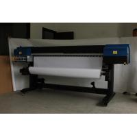 Quality Flex Banner Printing Large Format Solvent Printer High Speed , Dx5 Print Head for sale