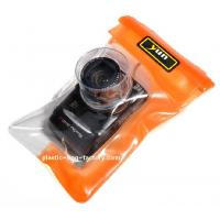 China Reusable Plastic Waterproof Travel Pouch TPU 0.35mm Thickness For Diving / Surfing wholesale
