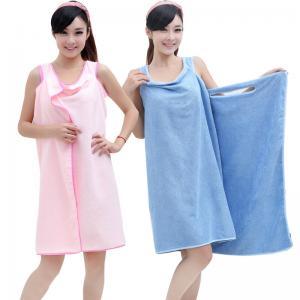 Buy cheap Bathrobe Beach Wearable Beach Towel Bath Towel Variety Sexy Superfine Fiber from wholesalers