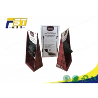China ISO9001 Cardboard Counter Display 350g CCNB Embossing wholesale