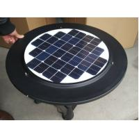 China Home Lighting System PV Solar Panels / Round Solar Cell Composite Film Back Sheet wholesale