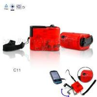 China Flashlight with Mobile Phone Charger on sale