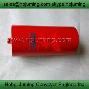 China conveyor roller conveyor idler trough roller on sale