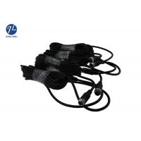 China 4 Pin 5M Extension Cable Wire For Rear View Reversing Camera Car Bus Van wholesale