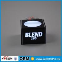 China factory custom led light bases for acrylic wholesale