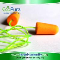 China Pu foam Ear plugs,Earplugs,Foam ear plugs ,CE EN 352-2 Bullet PU Foam Ear plugs wholesale