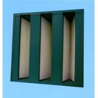 China Medium effficiency pocket-type air filter for clean room wholesale