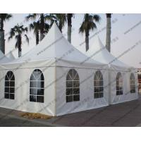 China Hot sale Aluminum frame Pagoda Gazebo Outdoor Event party Tent wholesale