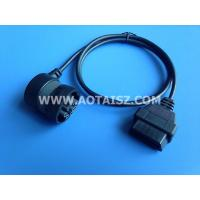 "China OBD Autocom cable <strong style=""color:#b82220"">J1708</strong> <strong style=""color:#b82220"">J1939</strong> connector Deutsch cable for trucks wholesale"