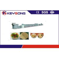 China Continous Frying Automatic Noodles Making Machine stainless steel on sale