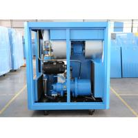 China Direct Driven Energy Saving Air Compressor , Industrial Rotary Screw Air Compressor 8 Bar wholesale