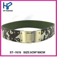 China Newest Fashion Belt with Golden Studs on sale
