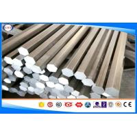 China 1045 / S45C / S45K Hexagonal Steel Bar , S6-100 mm Cold Drawn Bar  wholesale