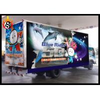 China Business 5D Movie Theaters with Special Effect System and Motion Chair wholesale