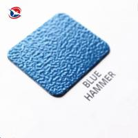 China Sandy / Wrinkled Thermosetting Metallic Texture Electrostatic All Color Powder Coating wholesale