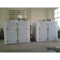 China Egg Tray Drying Oven PLC / Touch Screen With High Efficiency Air Filter on sale