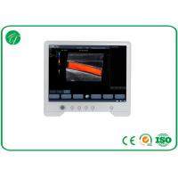 Quality LCD Touch Screen Color Doppler Ultrasonography , Color Ultrasound Machine OB / GYN for sale