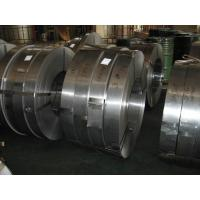 China 304 / 316 / 430 Cold Rolled Steel Strip in Coil With 2B / BA Finish, 7mm - 350mm Width wholesale