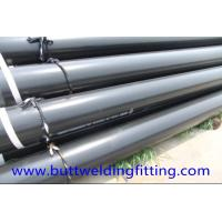 """China 10"""" SCH STD ASTM A106 Gr.B API Carbon Steel Pipe / CS SMLS Pipe wholesale"""