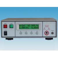 China 80% RH Dielectric Voltage Withstand Test Equipment With 16X2 Dot Matrix Digital Display wholesale