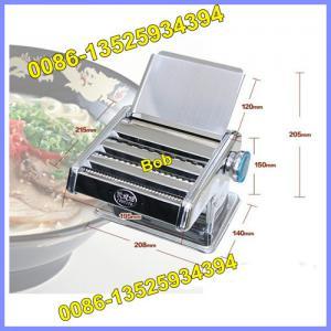 China Dumpling skin, noodle skin, noodle maker, household noodle making machine wholesale