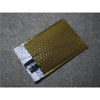 China Brown Poly Bubble Mailers 295x435mm #J Laminated Material Puncture Resistant wholesale