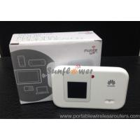 China Huawei E5372 4g LTE router / Pocket Wifi Router 150Mbps FDD Full Band wholesale
