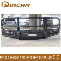 China Truck 4x4 Off-road Accessories Rear And Front Bumper For Land Cruisers Series wholesale