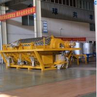 Buy cheap Disc Vacuum Ceramic Filter , Copper Slurry Mining Dewatering Equipment from wholesalers