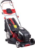 China Garden Tool Gas Line Lawn Mower Hand Push With 55L Grass Bag Easy Operation wholesale