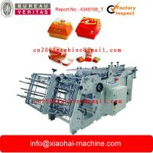 China 800A Take Away Food Box Forming Machine on sale