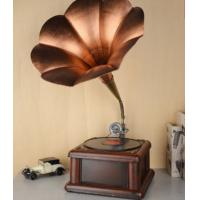 Quality Industrial wind  phonograph craftwork Decoration for sale