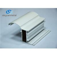 China Electrophoresis Aluminium Extrusion Profile , Aluminum Door Frame wholesale