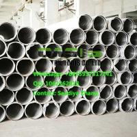 China 219mm API 5CT STC stainless steel johnson screens strainer pipe factory supplier wholesale