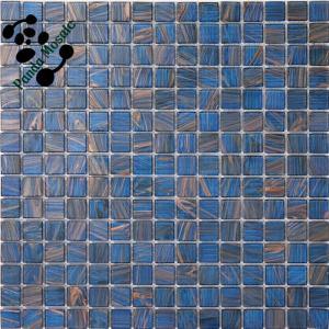 China SMH10 Hot Melting Glass Mosaic Swimming Pool Mosaic Glass Block Walls In Bathroom wholesale