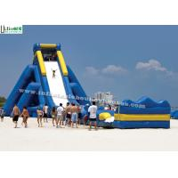 China Hippo Inflatable Water Slide For Adult From Professional Inflatable Manufacturer wholesale