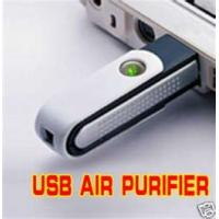 China ABS Compact easy carry elease nerve effectively remove dust Usb Ionic Air Purifier wholesale
